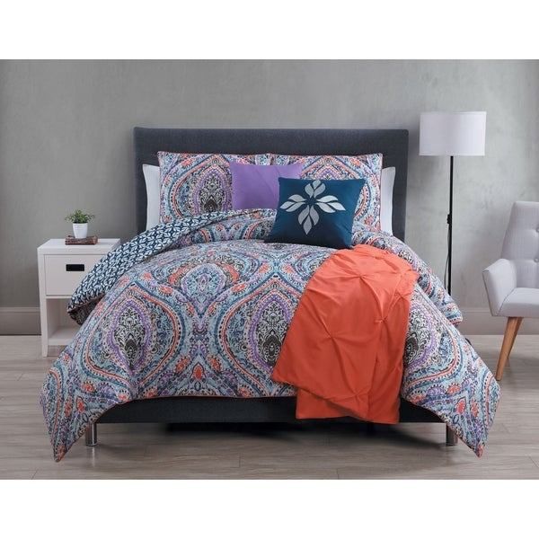 Shop Avondale Manor Vera 6 Piece Comforter Set Free