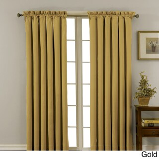 Eclipse Canova Blackout Window Curtain Panel (More options available)
