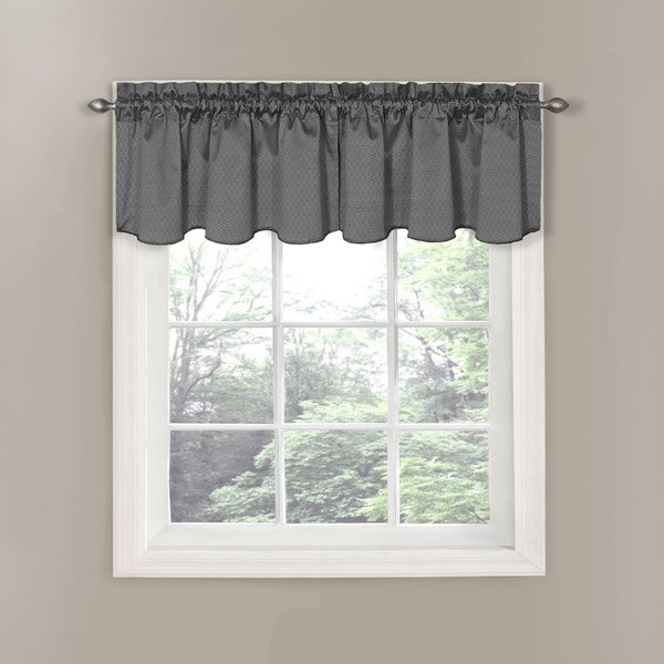 Classic Blackout Window Valance - Free Shipping On Orders ...