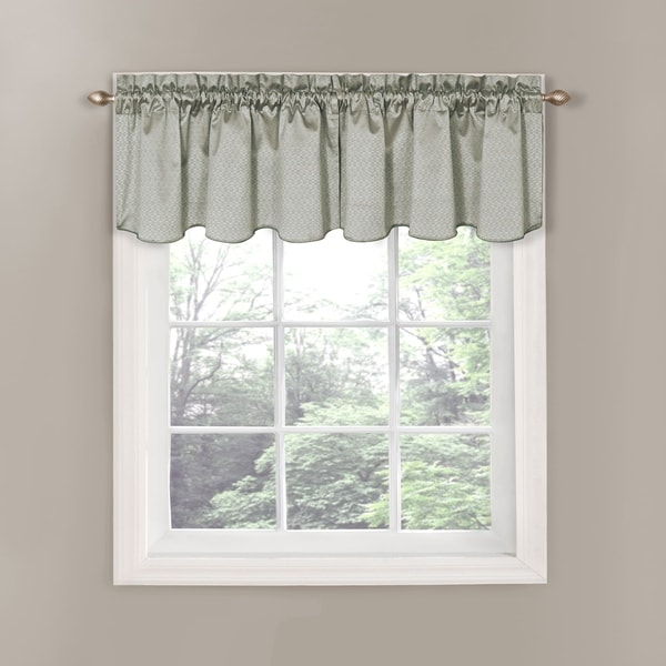 Eclipse Canova Blackout Window Valance Free Shipping On Orders