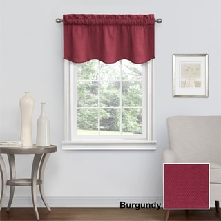 Eclipse Canova Blackout Window Valance
