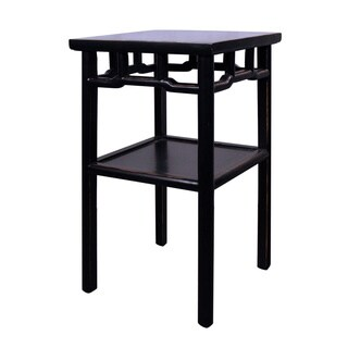Camille Chinese Inspired Lacquer Side Table