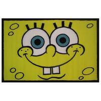 "SpongeBob Head Area Rug 19"" x 29"""