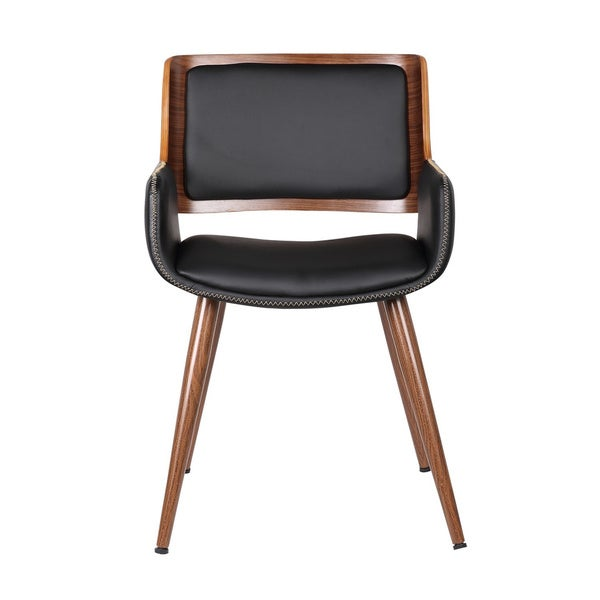 Adeco PU Top Bentwood Leisure Chair