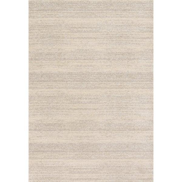 Abstract Modern Beige/ Grey Rug - 9'2 x 12'7
