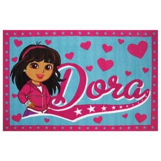 """Dora the Explorer Area Rug 19"""" x 29"""""""