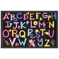 A2z Fun Area Rug 51 Quot X 78 Quot Free Shipping Today