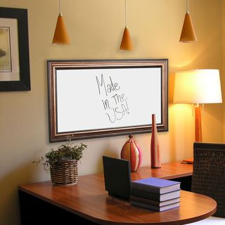 American Made Rayne Canyon Bronze Dry Erase Board (More options available)
