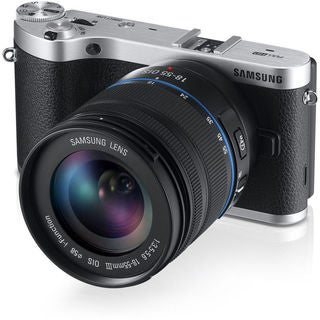 Samsung NX300 Digital Camera with 18-55mm