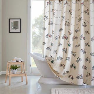 HipStyle Milo Cotton Printed Shower Curtain|https://ak1.ostkcdn.com/images/products/10996744/P18016479.jpg?impolicy=medium