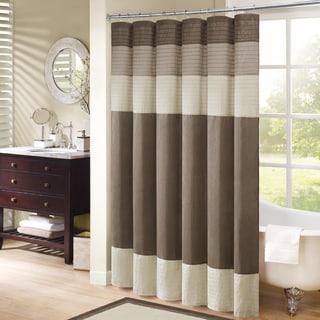 Madison Park Eastridge Polyester Shower Curtain--54x78