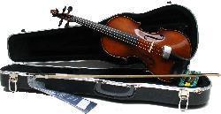 Glaesel VI31E4CH 4/4 Adult Seidel Violin Set - Thumbnail 2