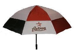 Houston Astros Golf Umbrella - Thumbnail 1