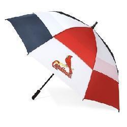 St. Louis Cardinals Golf Umbrella - Thumbnail 1