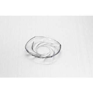 "Swirl Oval Side Plate - 7.25"" (Set of 6)"