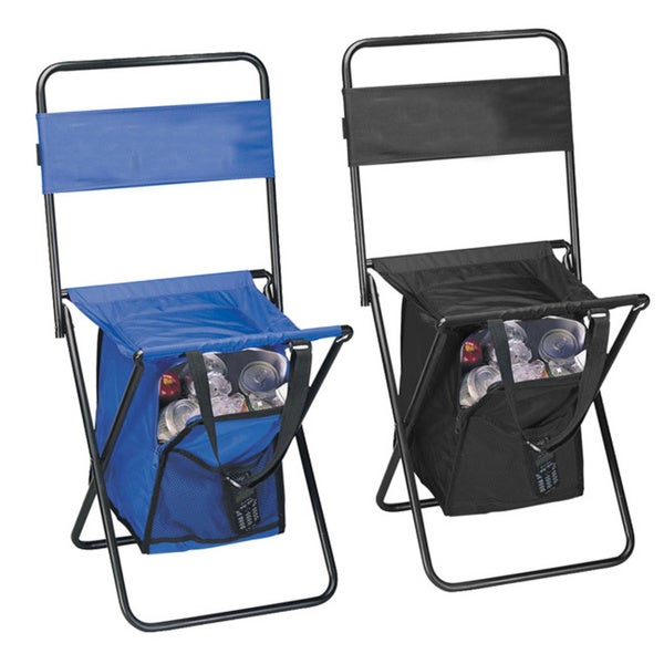 Goodhope Folding Insulated Cooler Chair Free Shipping On