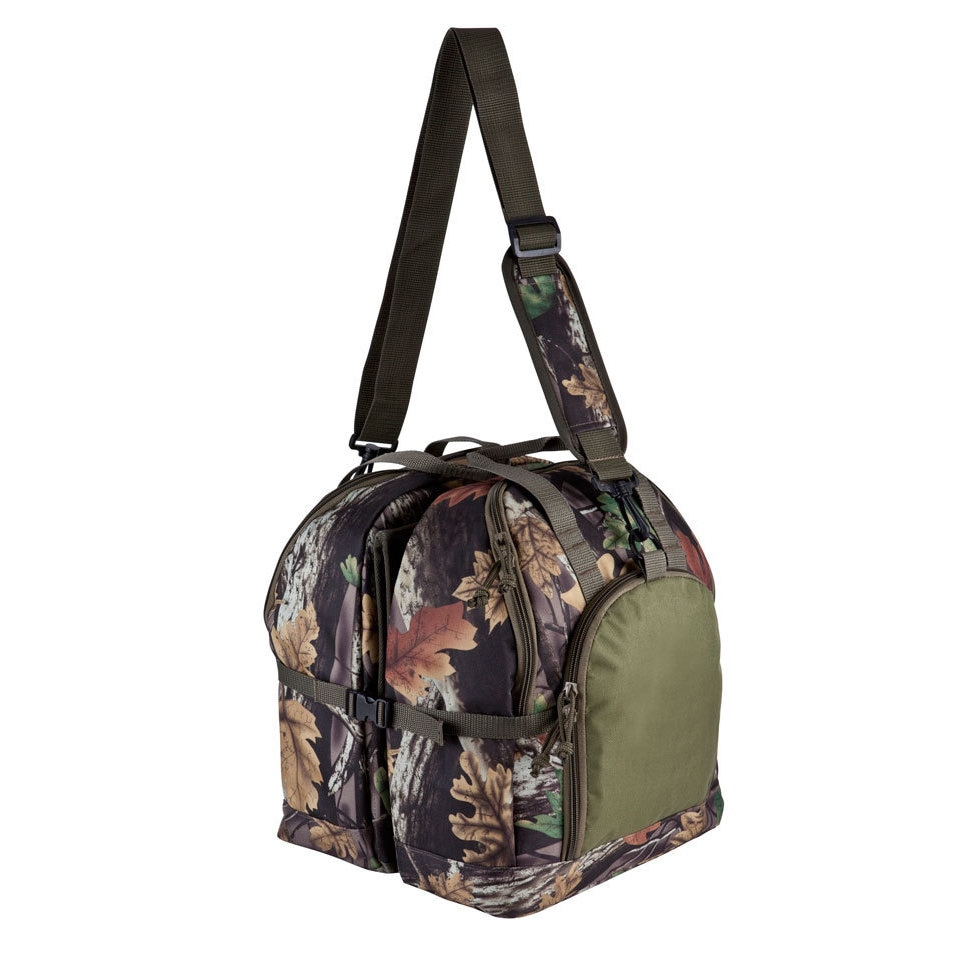 GOOD HOPE BAGS All-In-One Camo Insulated Cooler Picnic Pa...