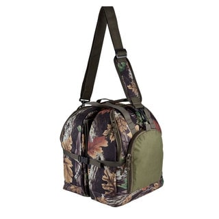 Goodhope All-In-One Camo Insulated Cooler Picnic Party Table Tote