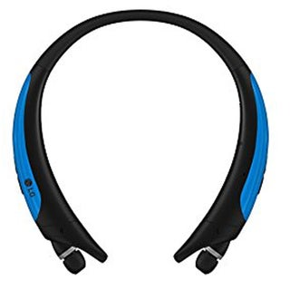 LG Tone Active Premium Wireless Stereo Headset - Retail Packaging - Blue
