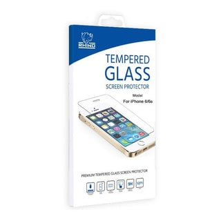 Rhino 9H Hardness Tempered Glass Screen Protector for Apple iPhone 6/6S