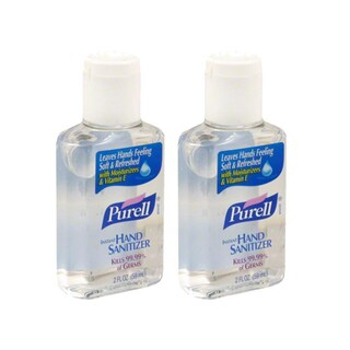 Purell Instant 2-ounce Hand Sanitizer (Pack of 2)
