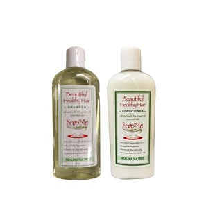 Beautiful Healthy Hair 8-ounce Shampoo and Hair Conditioner Set
