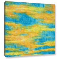 ArtWall Herb Dickinson's Clearwater, Gallery Wrapped Canvas
