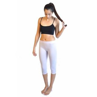 Soho Ladies Junior Capri Length Leggings