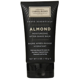 Caswell-Massey Almond Moisturizing 4-ounce After-Shave Balm Tube