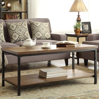 Linon Tara Coffee Table