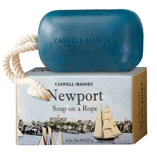 Caswell Massey Newport 8.5-ounce Soap on a Rope