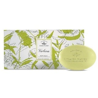 Caswell-Massey Verbena 3-piece Soap Set