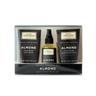 Caswell-Massey Almond Shave Essentials Kit