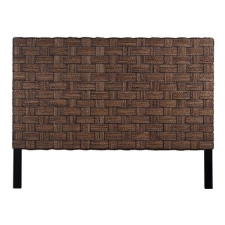 Logan Wicker Headboard