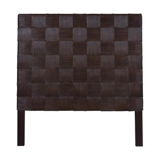 Dark Brown Aiden Headboard