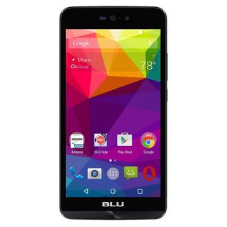 BLU Dash X LTE D0010UU Unlocked 8GB GSM 4G LTE Quad-Core Android Cell Phone - Retail Packaging