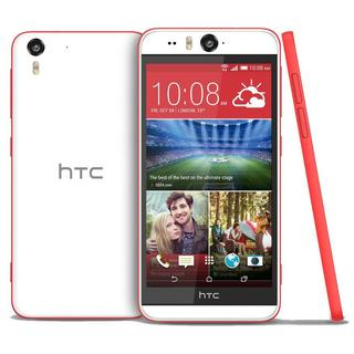 HTC Desire Eye M910x Unlocked GSM 4G LTE Quad-Core Cell Phone - White/Red