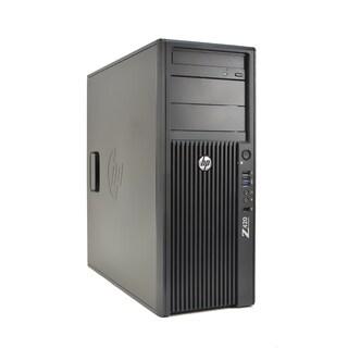 HP Z420 MT 3.6GHz Intel Quad Core Xeon CPU 32GB RAM 450GB SAS Windows 8 Desktop (Refurbished)