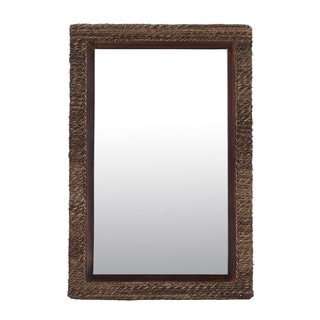 Smith Organic Abaca Wall Mirror