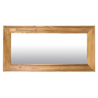 Berkley Reclaimed Teakwood Wall Mirror