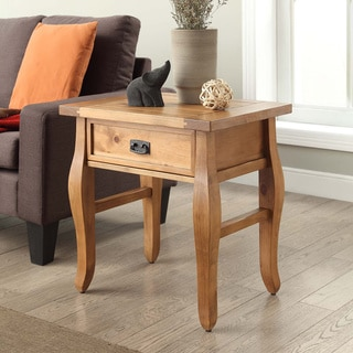 Linon Walker End Table