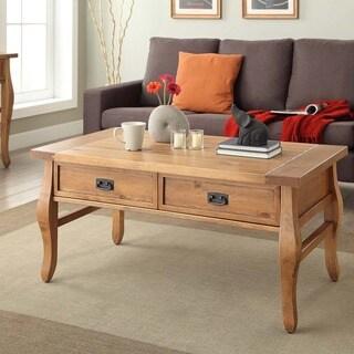 Linon Walker Coffee Table