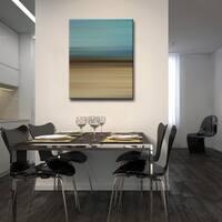 Ready2HangArt 'Blur Stripes XLVIII' Canvas Wall Art