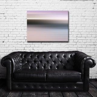 Ready2HangArt 'Blur Stripes XLII' Canvas Wall Art