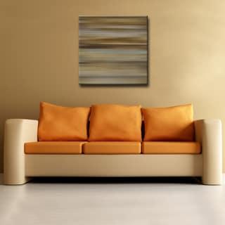 Ready2HangArt 'Blur Stripes XLIX' Canvas Wall Art
