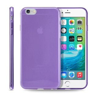 Gearonic Thin Clear TPU Transparent Case Cover for iPhone 6 6S Plus