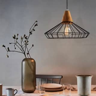 Elysian 1-light Black Edison Chandelier with Bulb https://ak1.ostkcdn.com/images/products/11002278/P18021145.jpg?impolicy=medium