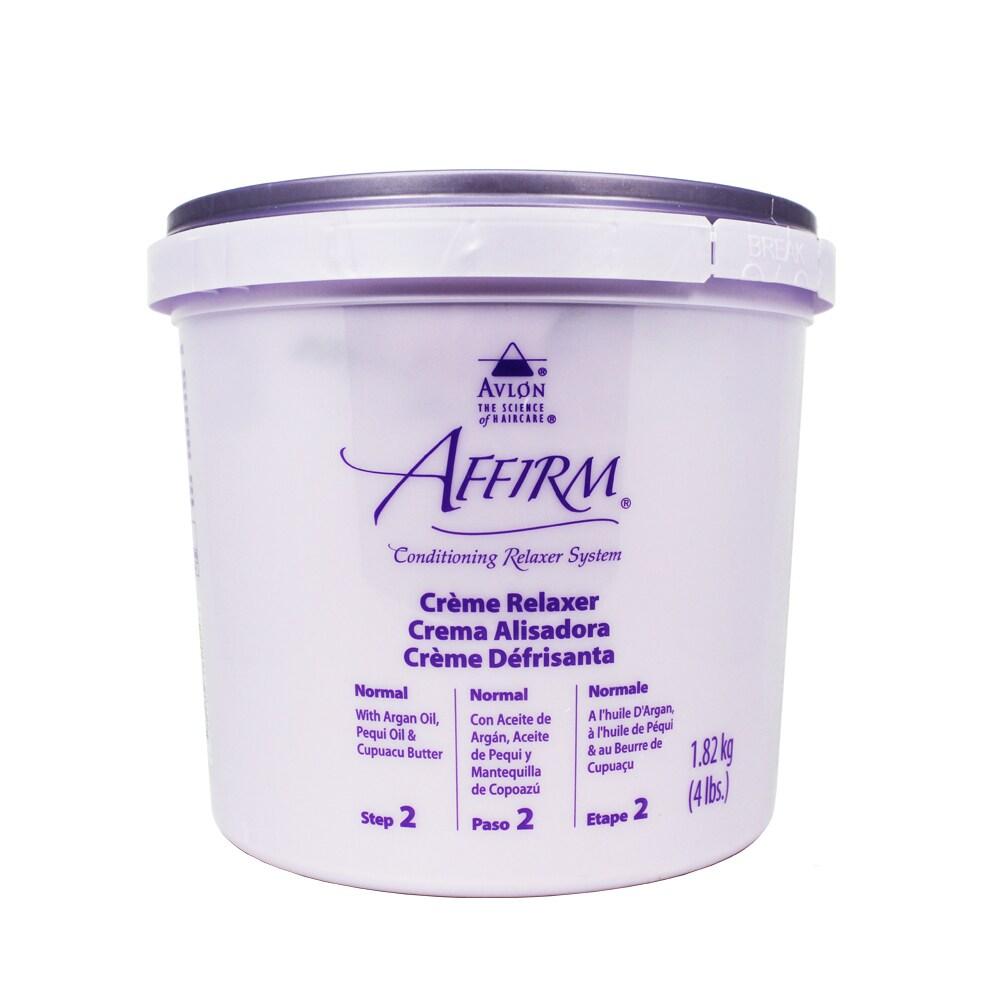 Avlon Affirm Normal 64-ounce Creme Relaxer (64oz)