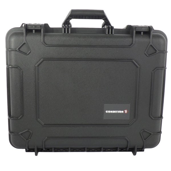 Condition 1 20-inch Large #253 Airtight/ Watertight Protective Case with DIY Customizable Foam