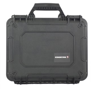 Condition 1 14-inch Small #075 Airtight/ Watertight Protective Case with DIY Customizable Foam